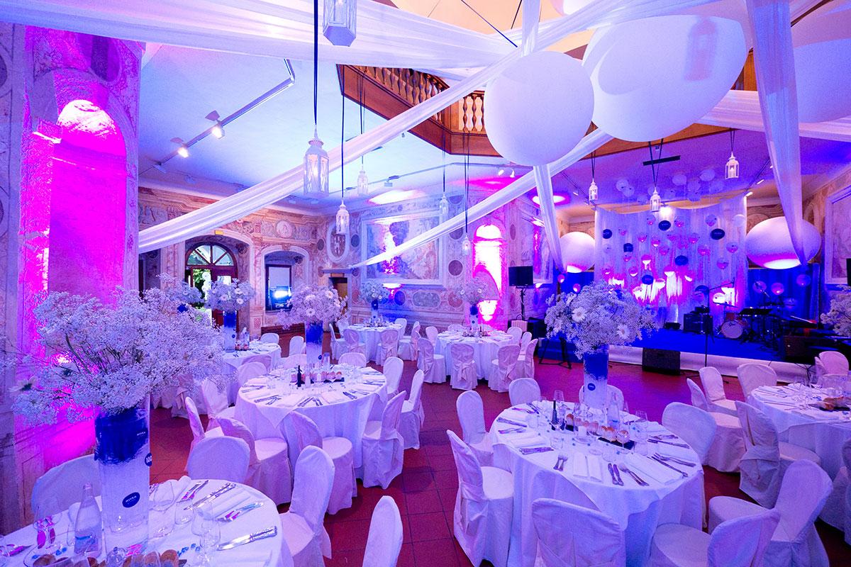 Nivea Centenary in A Fairytale Castle Experience