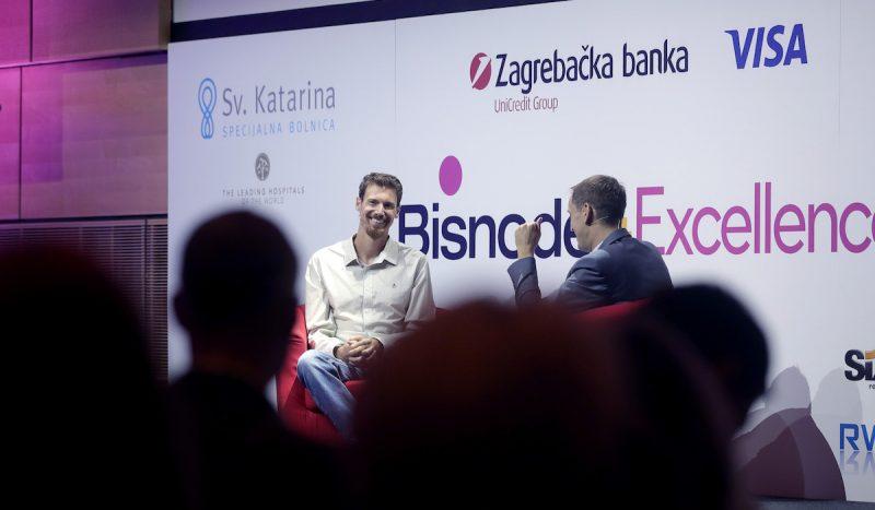 Bisnode4Excellence v Zagrebu z Zlatkom Dalićem & Dujem Draganjo